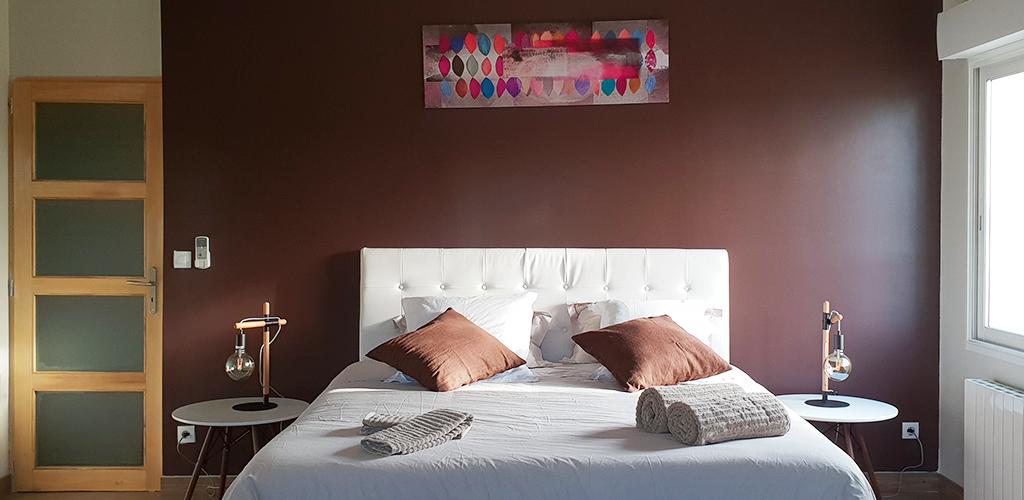 Chambres d'hôtes Villa Alyzea à Bessan - Suite Pic Saint Loup 2019-Villa Alyzea