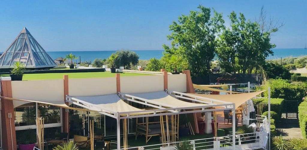 Capao Beach Hôtel au Cap d'Agde - L'hôtel-1 Sonia Rozum