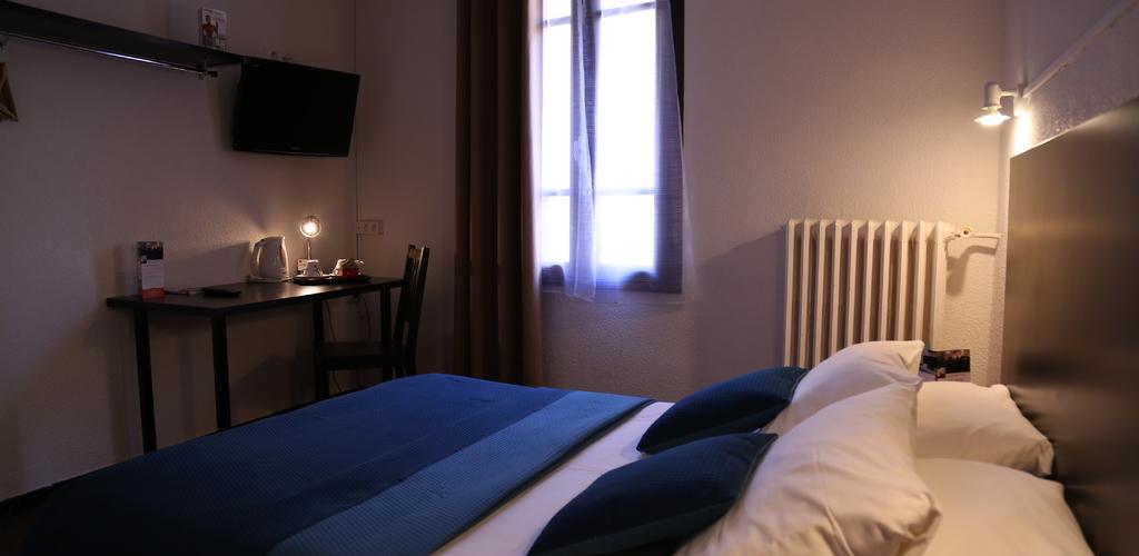 chambre double © Hôtel Concorde Béziers