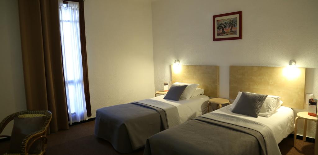 chambre triple © Hôtel Concorde Béziers