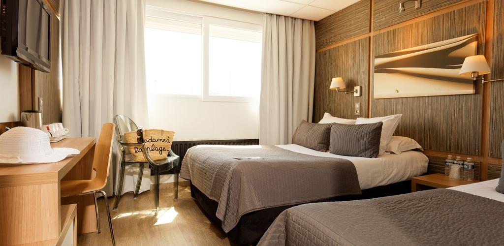 Chambre Triple Hotel Neptune