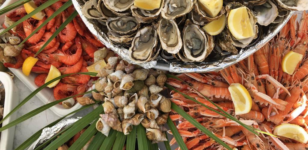 Buffet-de-la-mer--16- Hôtel Les Corallines