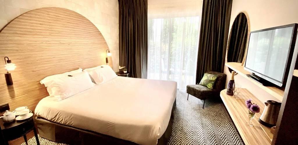 Chambre Confort Premium / Rénovée en 2020 Golf Hôtel LGM