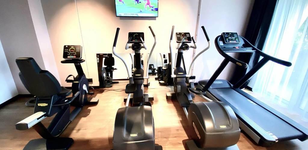 Salle de fitness Golf Hôtel LGM