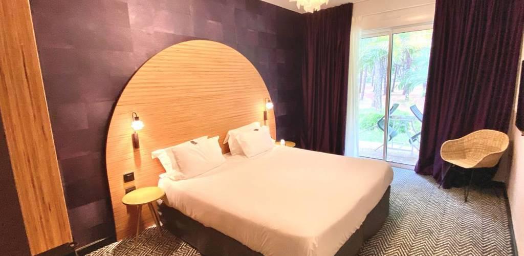 Chambre Prestige Premium / Rénovée en 2020 Golf Hôtel LGM