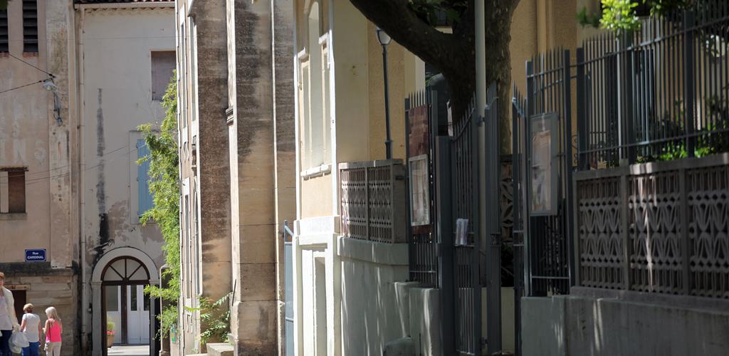 Entre¦üe exte¦ürieure hôtels des thermes - entrée extérieur