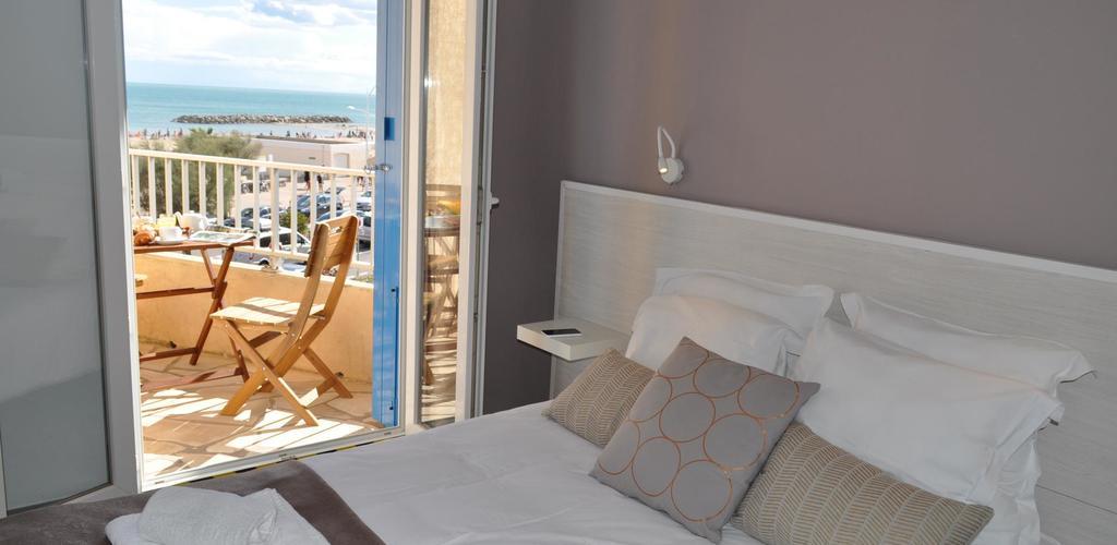 Double-vue-mer-2 Hotel de la Mer