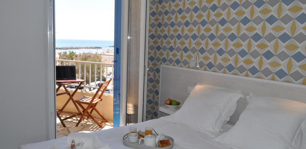 Double-vue-mer-4 Hotel de la Mer