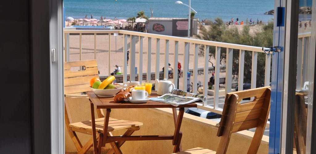 Terrasse-double-vue-mer-2 Hotel de la Mer