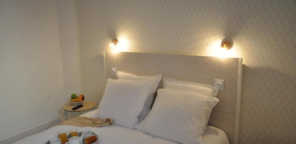 Chambre-c--t---patio-2 Hotel de la Mer