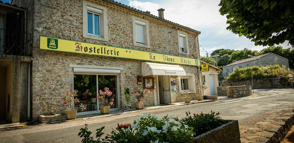 Hostellerie Le vieux chêne-Causse de la Selle_18 Sud de France Développement
