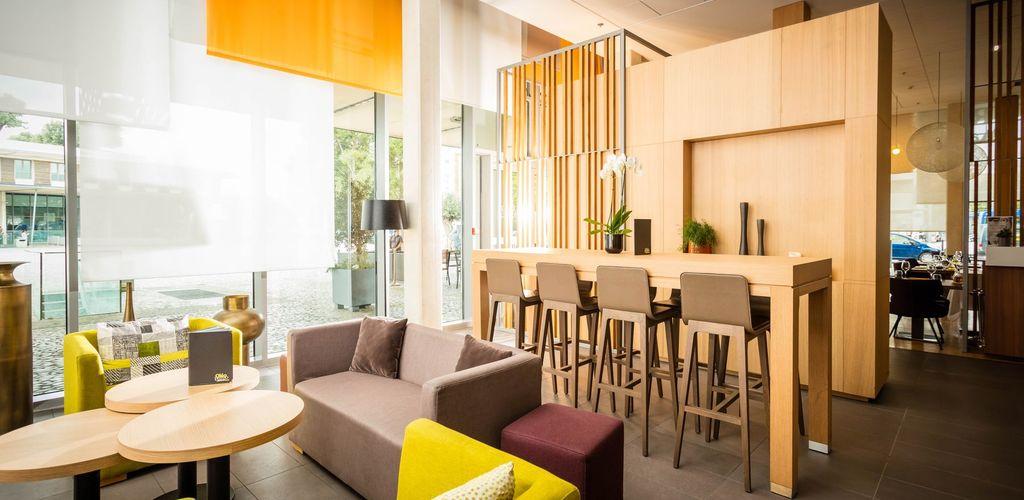 Hotel Courtyard Marriott-Montpellier_1 2017 - Hervé Leclair_Asphéries - Sud de France Développement