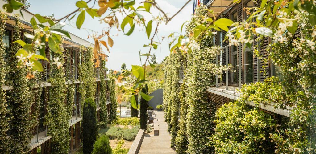 Hotel Courtyard Marriott-Montpellier_11 2017 - Hervé Leclair_Asphéries - Sud de France Développement