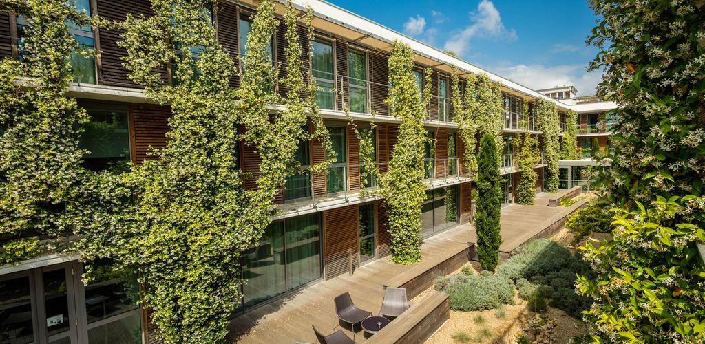 Hotel Courtyard Marriott-Montpellier_4 2017 - Hervé Leclair_Asphéries - Sud de France Développement