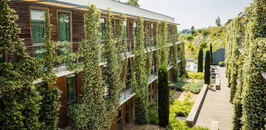 Hotel Courtyard Marriott-Montpellier_9 2017 - Hervé Leclair_Asphéries - Sud de France Développement