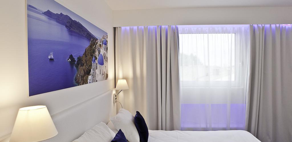 HOTEL EUROCIEL_OTM_chambre_santorin HOTEL EUROCIEL