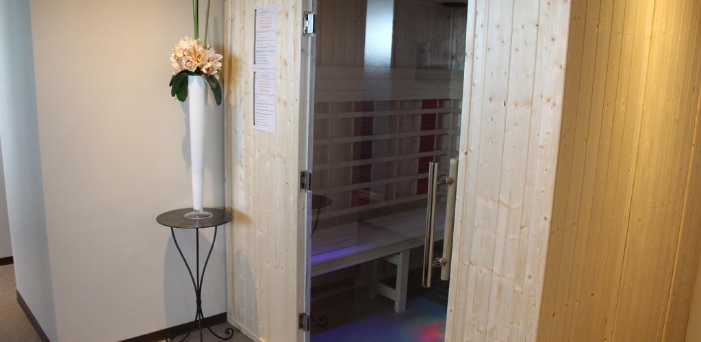 sauna ©Forme Hôtel