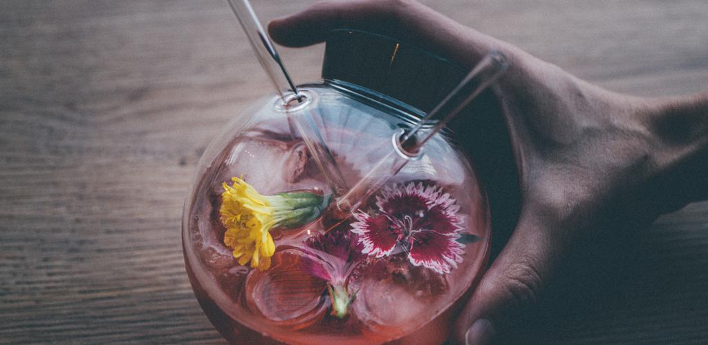 Cocktail signature au Nectar Cocktail Club: le PHACELIE Stéphane Bucco