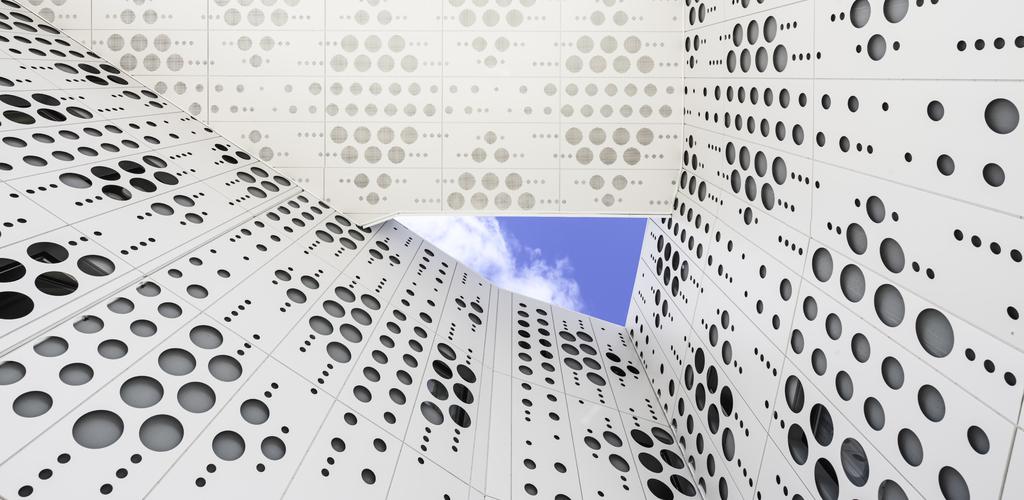 Architecture contemporaine du Belaroïa Luc Boegly