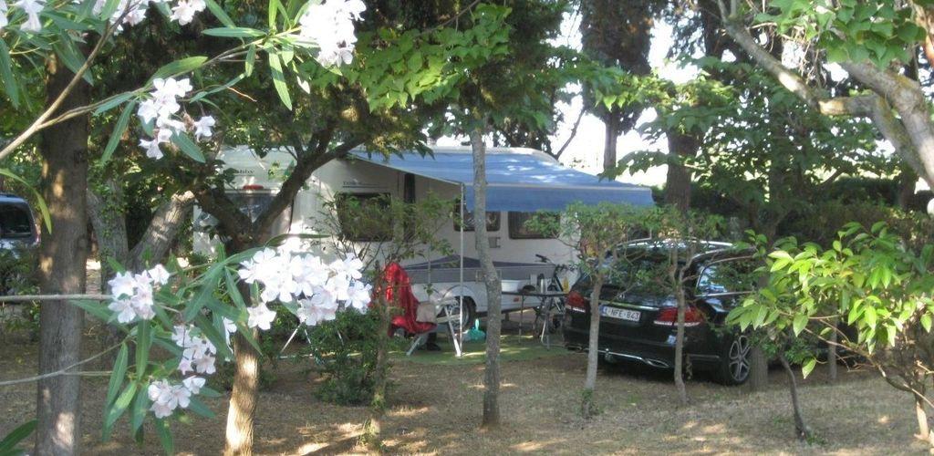 Camping Le Rebau13 - Montblanc Camping Le Rebau