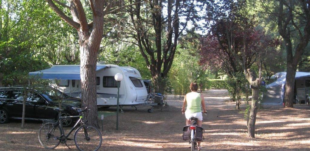 Camping Le Rebau16 - Montblanc Camping Le Rebau