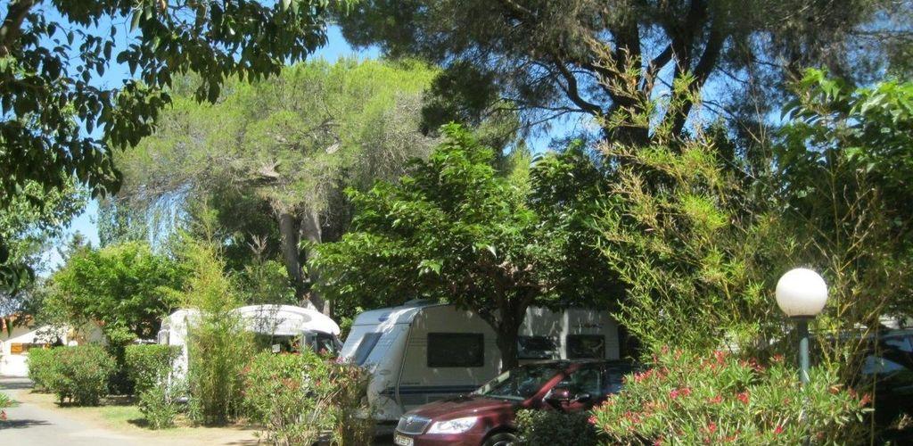 Camping Le Rebau8 - Montblanc Camping Le Rebau