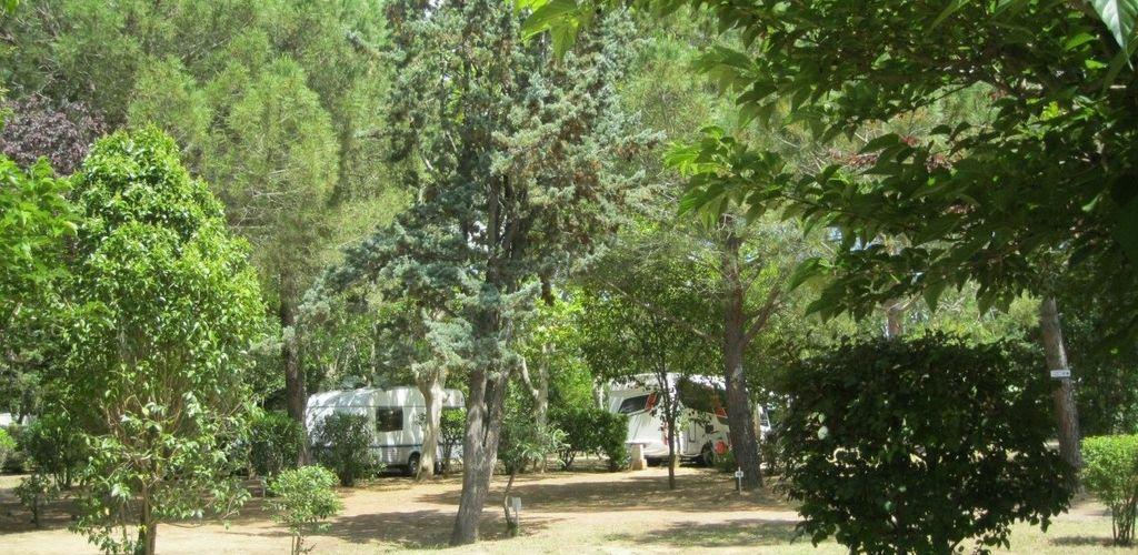 Camping Le Rebau10 - Montblanc Camping Le Rebau