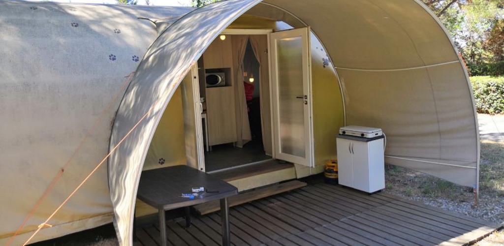 Camping Castelsec *** à Pézenas - Location hébergement 2019-Camping Castelsec - OT Cap d'Agde Méditerranée