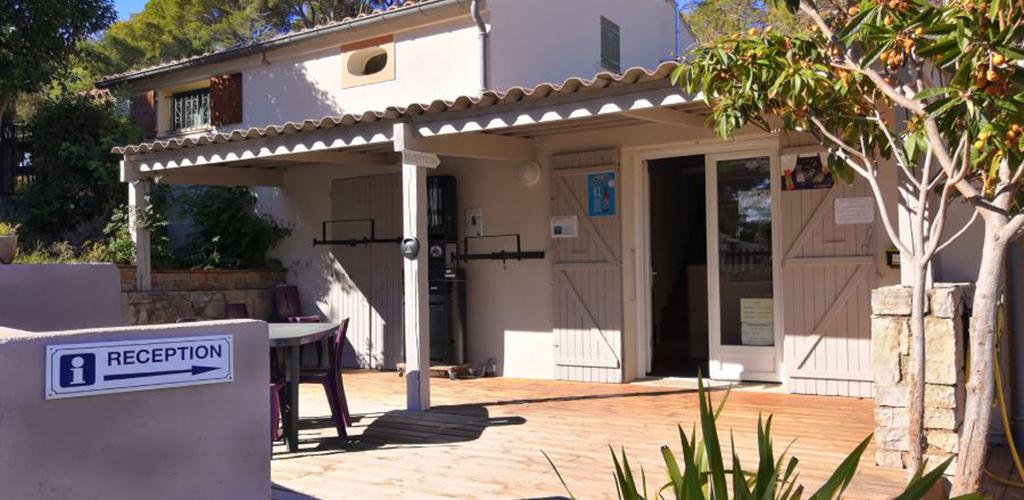 Camping Castelsec *** à Pézenas - Réception du camping 2019 - Camping Castelsec - OT Cap d'Agde Méditerranée
