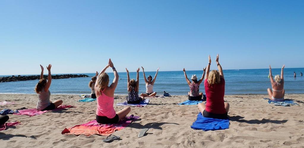 yoga-plage
