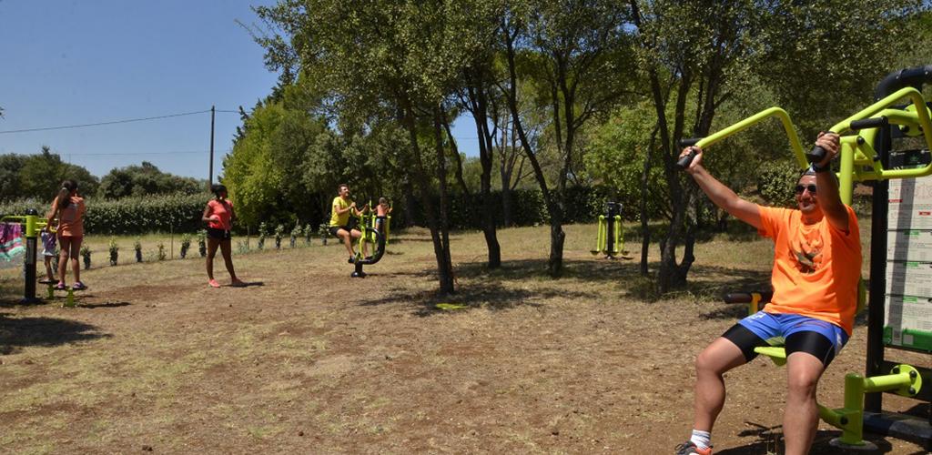 Domaine Sainte-Véziane*** à Bessan - Aire de fitness 2109-Domaine Sainte-Véziane-OT Cap d'Agde Méditerranée