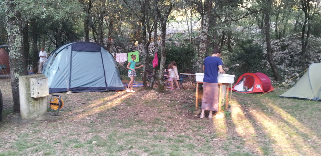 camping convivialité damais