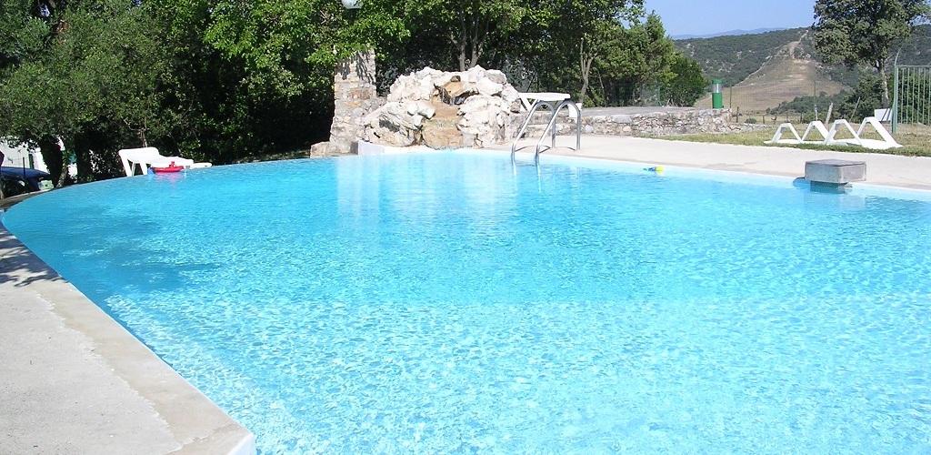 La piscine damais