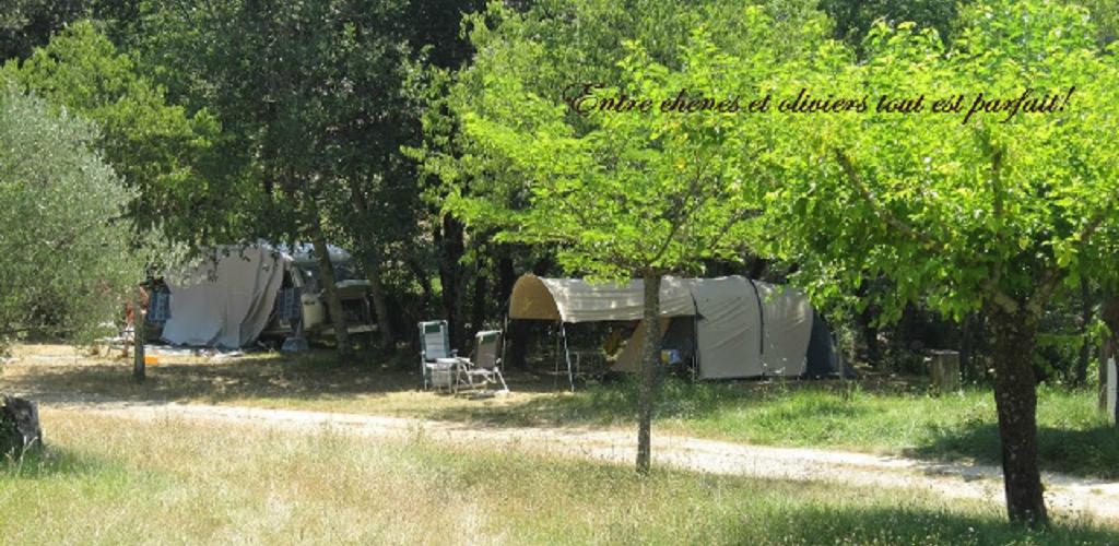 camping calme damais
