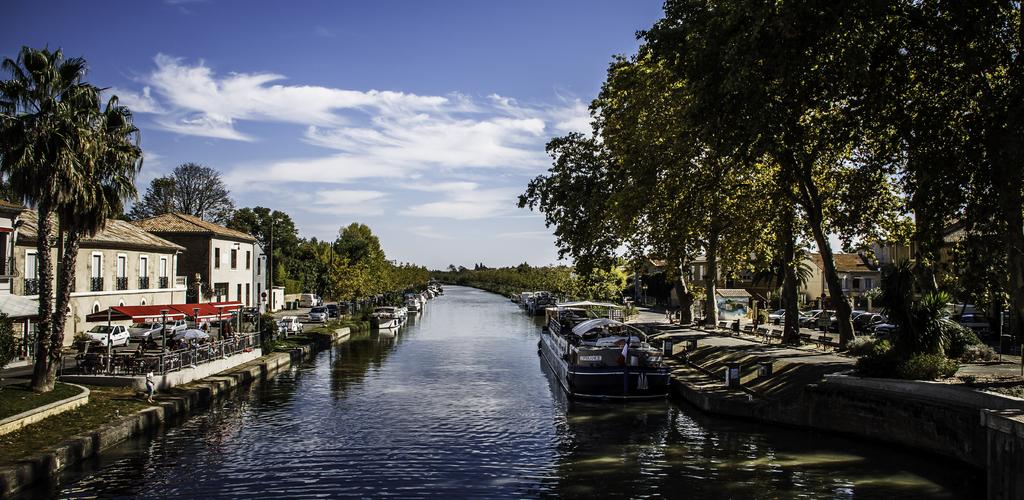 GREGOIRE-CANAL-VILLENEUVE--4- CA Beziers Med - GREGOIRE