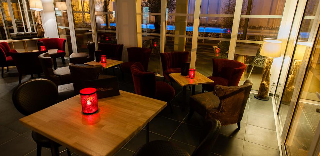 Résidence Odalys Prestige Nakâra - Le restaurant Fuzion Résidence Odalys Prestige Nakâra ©Frederic Fulbert