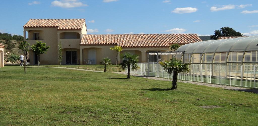 Extérieur1 Park and suites