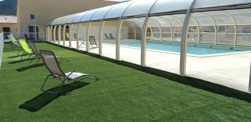 Piscine 2 Park and suites