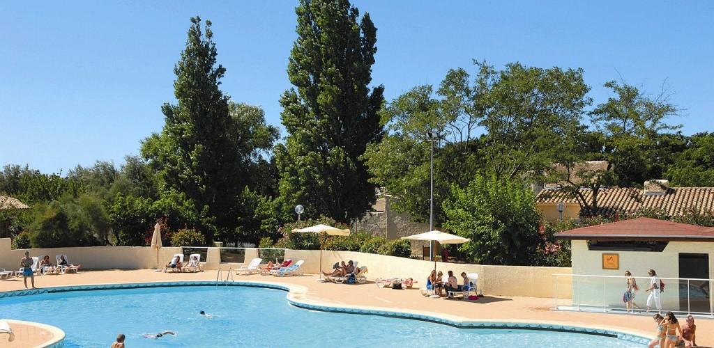 Résidence Belambra - L'espace aquatique, piscine et pataugeoire Résidence Belambra