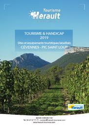 TOURISME HANDICAP Cevennes Pic Saint Loup