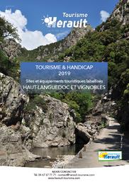 TOURISME HANDICAP Haut Languedoc Vignobles