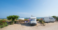 AIRE DE CAMPING CAR BEACH FARRET