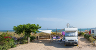 AIRE DE CAMPING-CAR BEACH FARRET