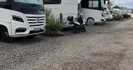 AIRE DE CAMPING-CAR MOULIN DE L'ESPAGNAC / VIAS