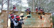 BEZIERS AVENTURE ET PAINTBALL FOREST
