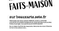 LES BEAUX ARTS FAITS MAISON