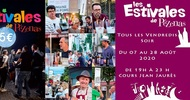"EVENING WINE AND FOOD MARKET IN PÉZENAS: ""LES ESTIVALES"""