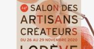 SALON DES ARTISANS CREATEURS DE LODEVE- ANNULÉ