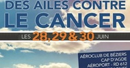 """AIR BATTLE AGAINST CANCER"" (DES AILES CONTRE LE CANCER)"