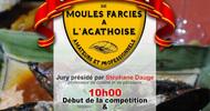CHAMPIONNAT DU MONDE DE MOULES FARCIES À L'AGATHOISE